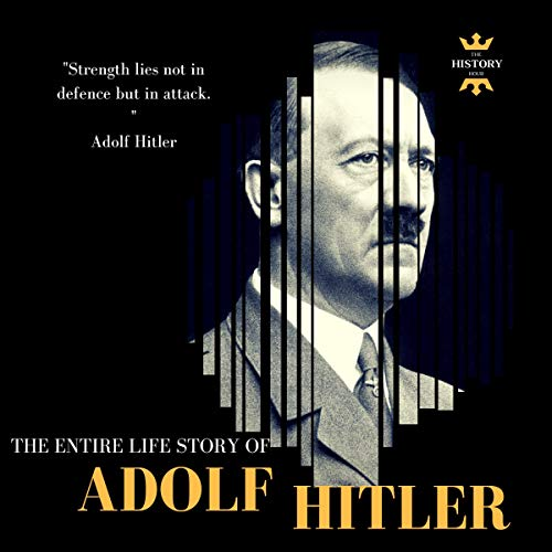 Adolf Hitler Audiobook By The History Hour cover art