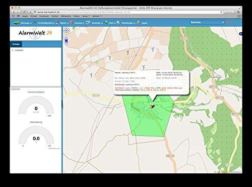 GPS Tracker Teltonika FM1100 inkl.12 Monate Ortungsportal Abbildung 2