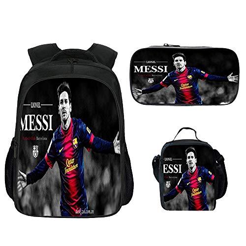 Samsung Galaxy S7 Edge Phone Case White Barcelona soccer player Lionel Messi Case Cover PP7U362614