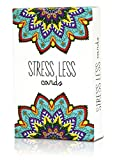 50 EASY EXERCISES FOR EVERYONE: This unique Stress Less Cards deck contains 50 extremely effective exercises to help you relieve stress and deal with anxiety whenever you need it the most. Easy for everyone to use, these powerful techniques can be qu...