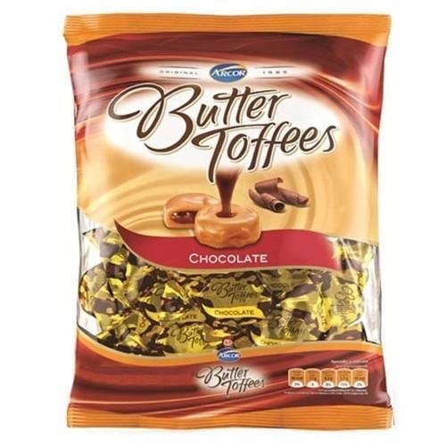 Arcor Butter Toffees Chocolate 126 g Pack of 2 pieces