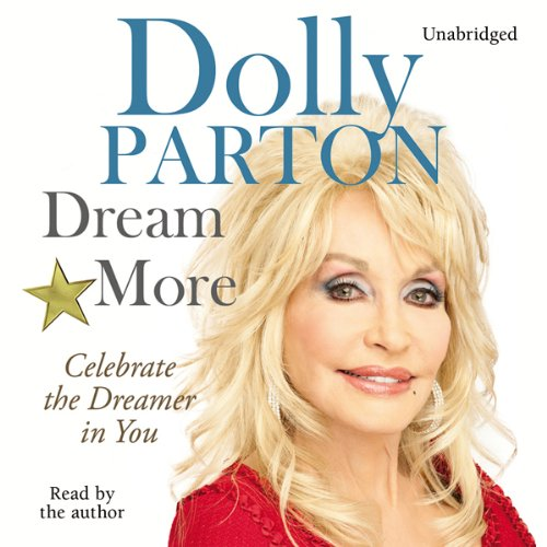 Dream More audiobook cover art