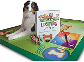 Lucky Dog Lottery Board Game