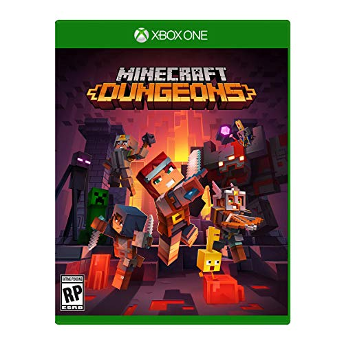 Minecraft Dungeons: Hero Edition (Xbox One/Xbox Series X)