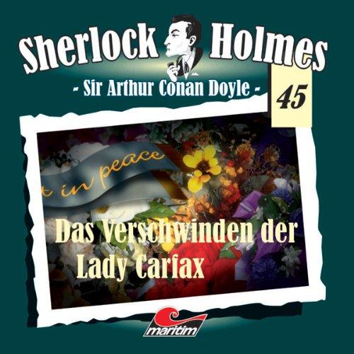 Das Verschwinden der Lady Francis Carfax Titelbild