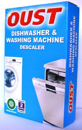 Oust Geschirrspüler & Waschmaschine Reiniger