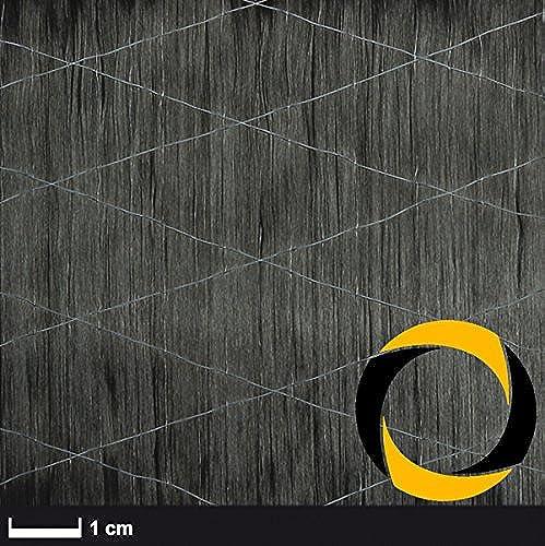 Ascending Composites Kohlegelege UHM 250 g m2 (unidirektional, UHM) 24,4 cm, Rolle 3 m
