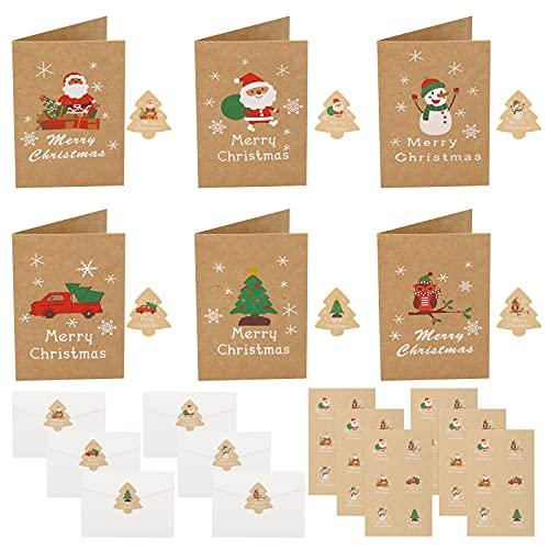 Sobres Regalo Navidad Marca DKINY