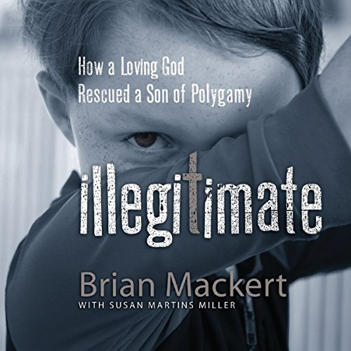 Illegitimate audiobook cover art