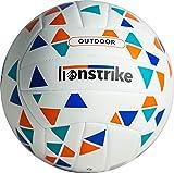 Lionstrike Fairtrade - Voleibol de voleibol para exteriores, playa, parque y jardín, costuras impermeables y superficie antideslizante para jugar en condiciones húmedas