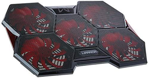 Cooler Colmeia Com Led Gamer Warrior - AC327