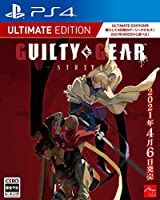 GUILTY GEAR -STRIVE- Ultimate Edition【Amazon.co.jp限定】オリジナルアクリルチャーム 付 - PS4