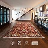 alfombra oriental salon