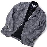 メンズビギ(MEN'S BIGI) COOL DOTS ファブリックプリントテーラードジャケット【ウォッシャブル】【01ブルー/04(LL)】