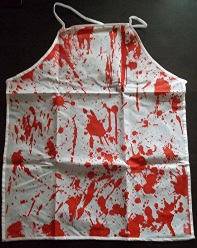 Blutige Schürze Blutschürze Halloweendeko Halloween