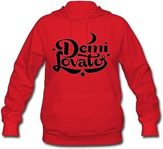 ZF FZ Demi Lovato Hoody Hooded Sweatshirt for Women 2016
