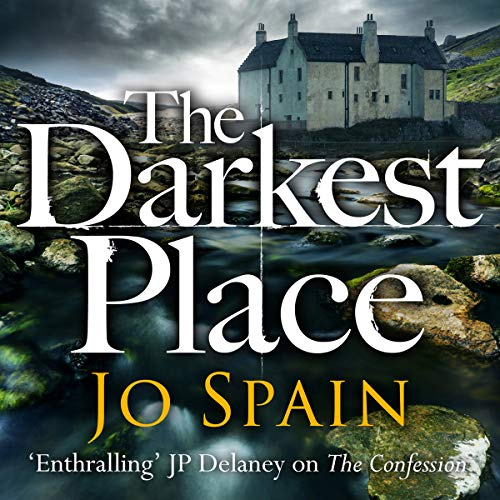 Couverture de The Darkest Place