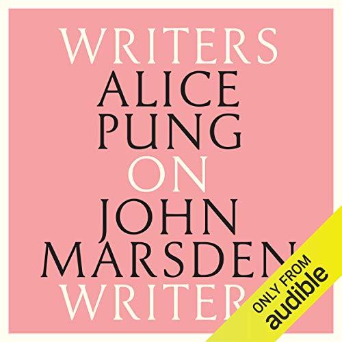 Alice Pung on John Marsden cover art