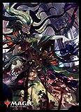 エンスカイ マジック:ザ・ギャザリング プレイヤーズカードスリーブ 『灯争大戦』 《群集の威光、ヴラスカ》 (MTGS-083)