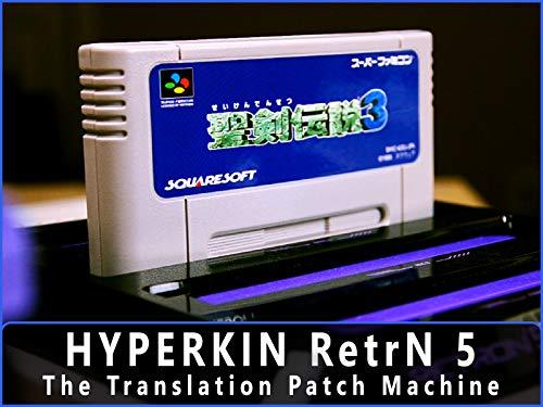 Retron 5 - The Translation Patch Machine