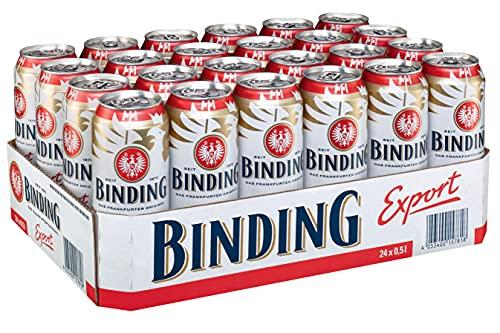 Binding Export, EINWEG 24x0,50 L Dose