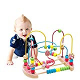 Best Bead Mazes - Fine Bead Maze, Educational Abacus Beads Circle Toys Review