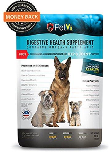 PetVi All Natural probiotic Plus Hip & Joint Nutritional Supplement