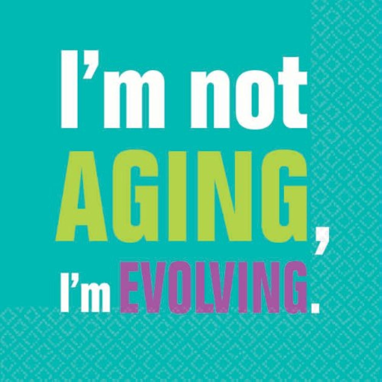 Amscan  Bev. Napkin I Am Not Aging