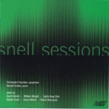 Christopher Creviston: The Snell Sessions