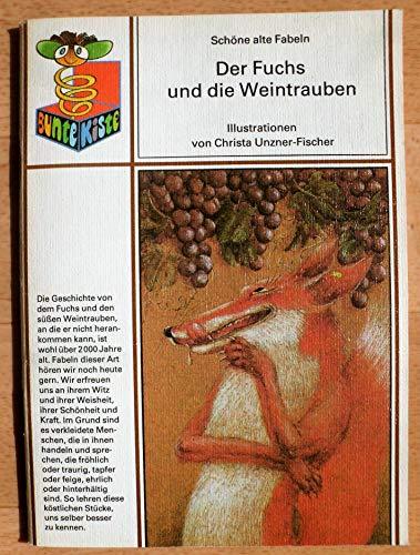Der Fuchs und die Weintrauben BUNTE KISTE