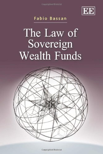 Download The Law of Sovereign Wealth Funds 0857932357