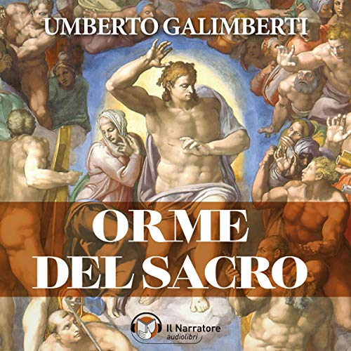 Orme del sacro audiobook cover art