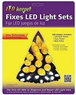 Ulta Lit Keeper LED Light Set Repair Tool, Green