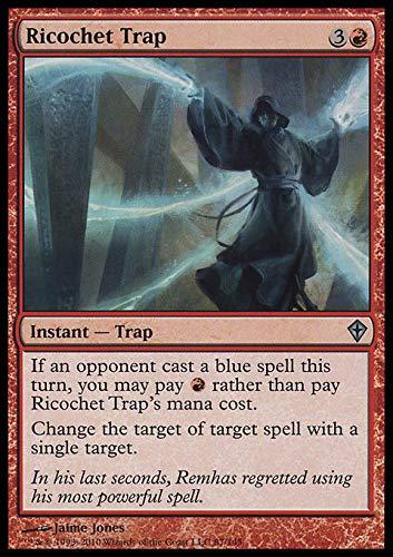Magic: the Gathering - Ricochet Trap - Worldwake