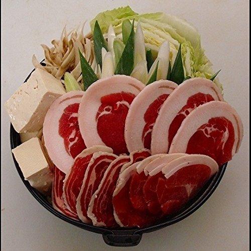 H-06 兵庫県産 猪肉ロース (500g)