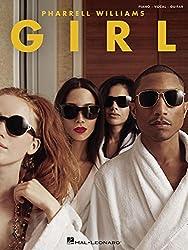 Pharrell Williams - Girl Songbook (PIANO, VOIX, GU) (English Edition)
