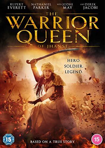 The Warrior Queen of Jhansi [DVD] [2021]