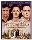 The Twilight Saga:Breaking Dawn part1/トワイライトサーガ:ブレイキング・ドーン part1[Blu-Ray][Import