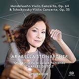 Mendelssohn/Tchaikovsky: Conciertos Para Violín