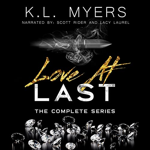 Love at Last Series, Books 1-4 Audiobook By K.L. Myers cover art