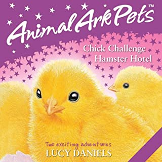 Animal Ark Pets: 'Chick Challenge' and 'Hamster Hotel' cover art