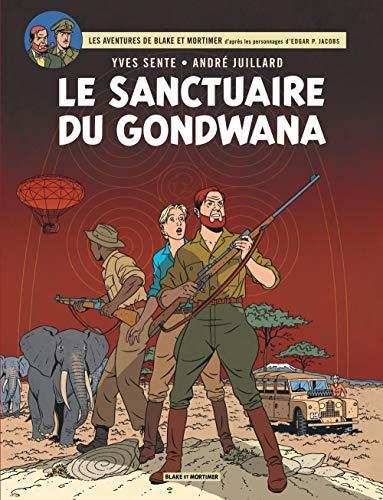 Blake & Mortimer - tome 18 - Le Sanctuaire du Gondwana