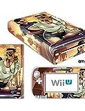 ZZR Wii U / Nintendo Wii U - # - For Wii U Console & GamePad - Novedad - PVC / Goma - Audio y Video - Adhesivo - Wii U / Nintendo Wii U