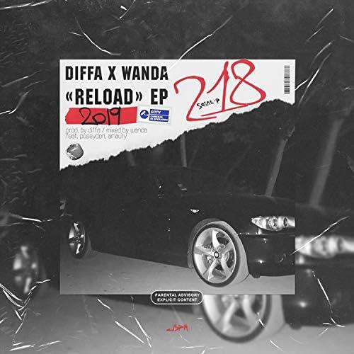 218 feat. DIFFA / WANDA