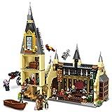 Msoah Harry Potter Die Große Halle Von Hogwarts, Geschenksidee Für Zauberwelt-Fans, Bauset Für Kinder