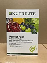 Amway - Nutrilite - The Perfect Pack For Your Health