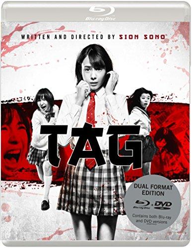 Tag (2015) Dual Format (Blu-ray & DVD) edition [Reino Unido] [Blu-ray]