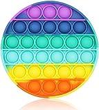 Push Pop Pop Pop It Fidget-Spielzeug, einzigartige Form, sensorisches Fidget-Spielzeug – Herz/Hase/Bär/Blume, Extrusionsblase, sensorisches Spielzeug, mehrfarbig