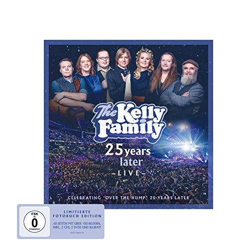 25 Years Later - Live (Limitierte Fotobuch Ed.)