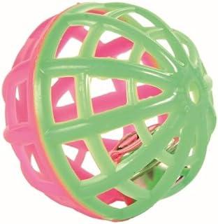 Trixie 3 Assorted Toy Balls, 3.5-4 Centimetres